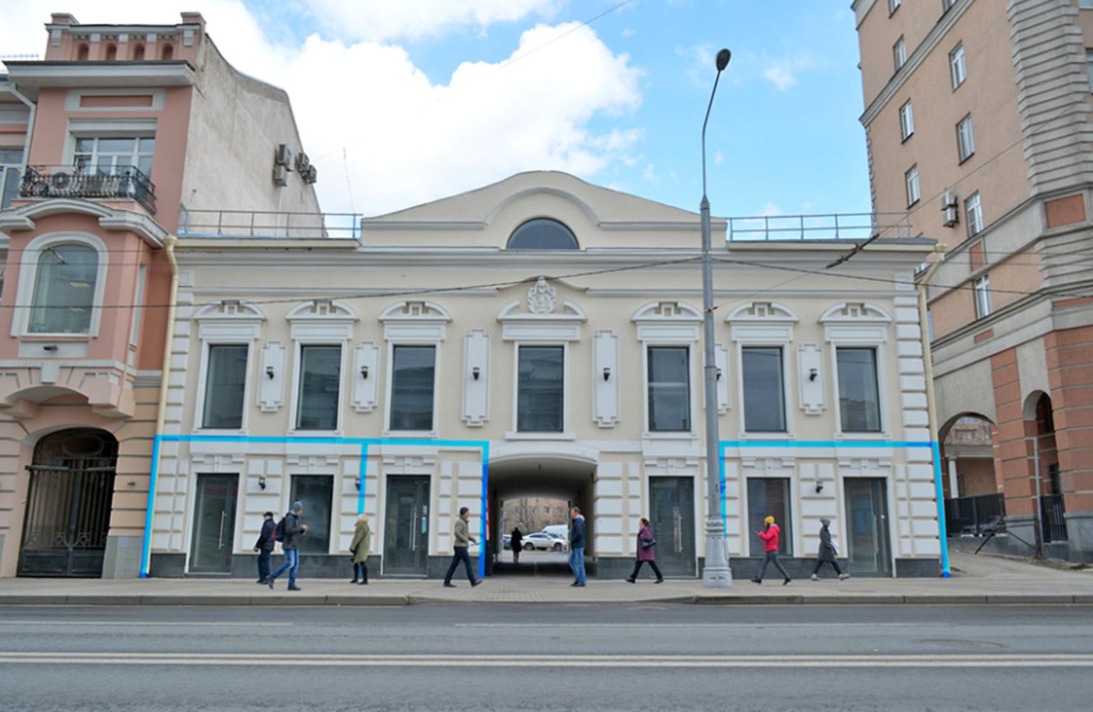 Торговая недвижимость Москва,  - Долгоруковская ул.32 - 2