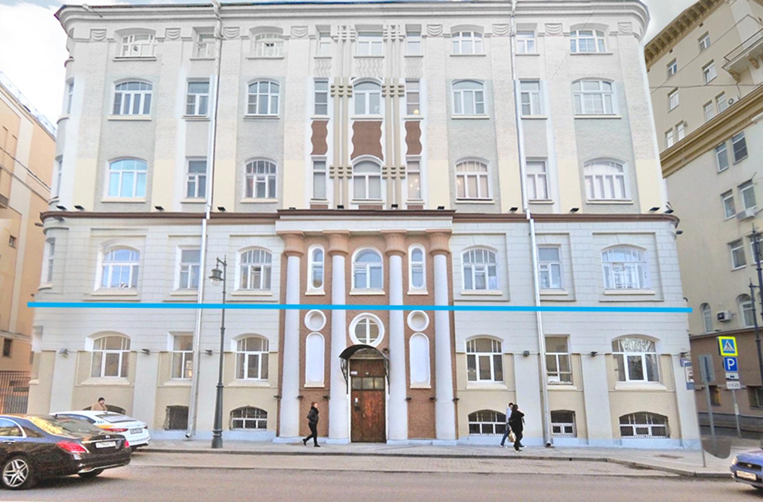 Торговая недвижимость Москва,  - Пречистенка ул. 29 - 2