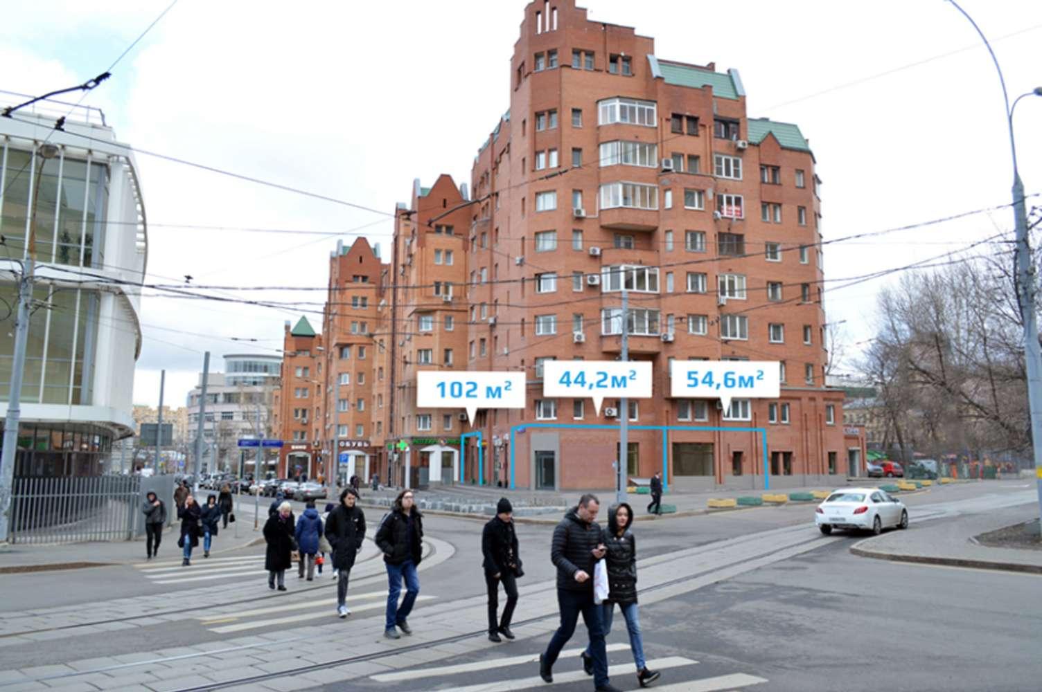 Торговая недвижимость Москва,  - Селезневская ул. 4