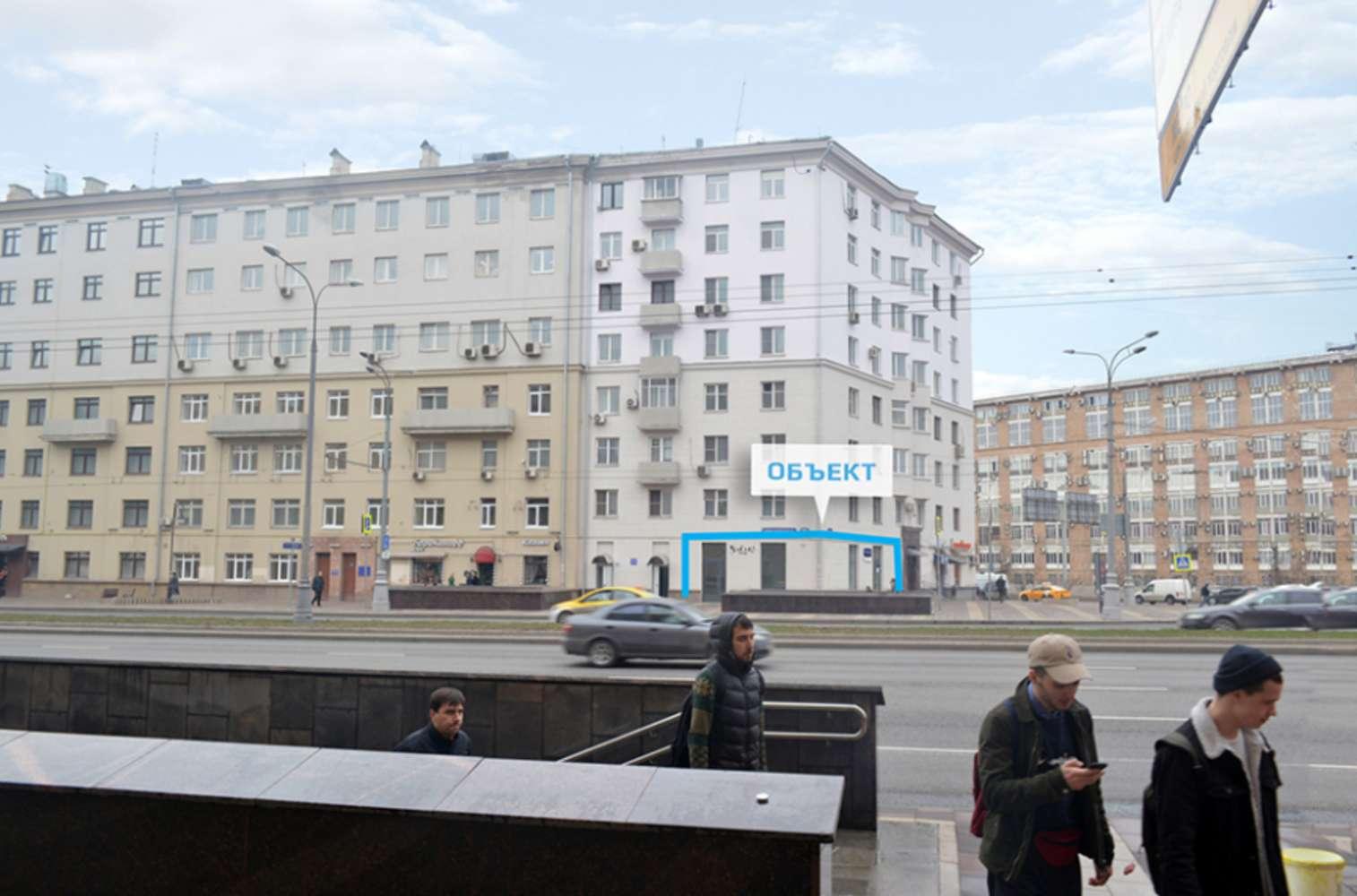 Торговая недвижимость Москва,  - Новослободская ул. 73/68 стр.5