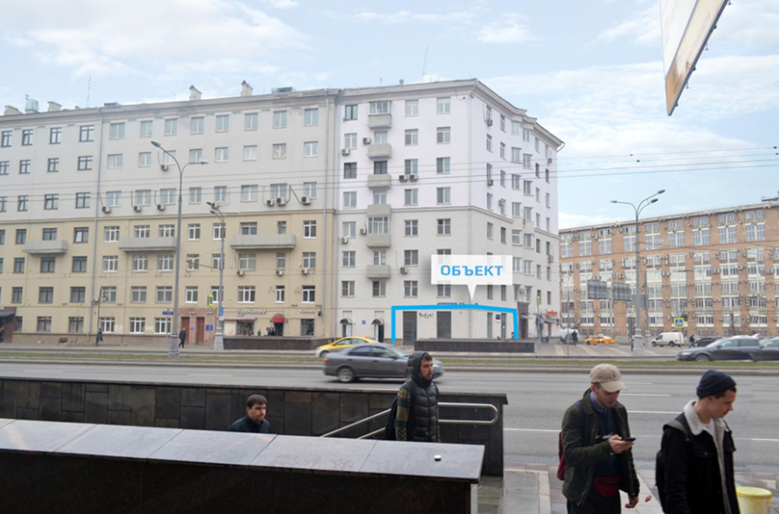 Торговая недвижимость Москва,  - Новослободская ул. 73/68 стр.5 - 32