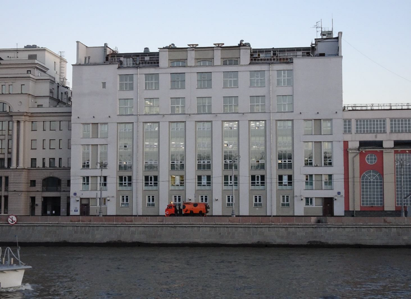 Офисная недвижимость Москва,  - Раушская наб. 14, 16 - 2
