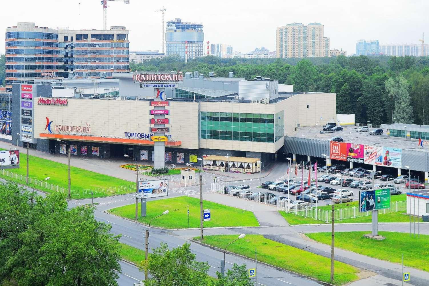 Торговая недвижимость Санкт-петербург,  - Капитолий Удельный Парк - 7