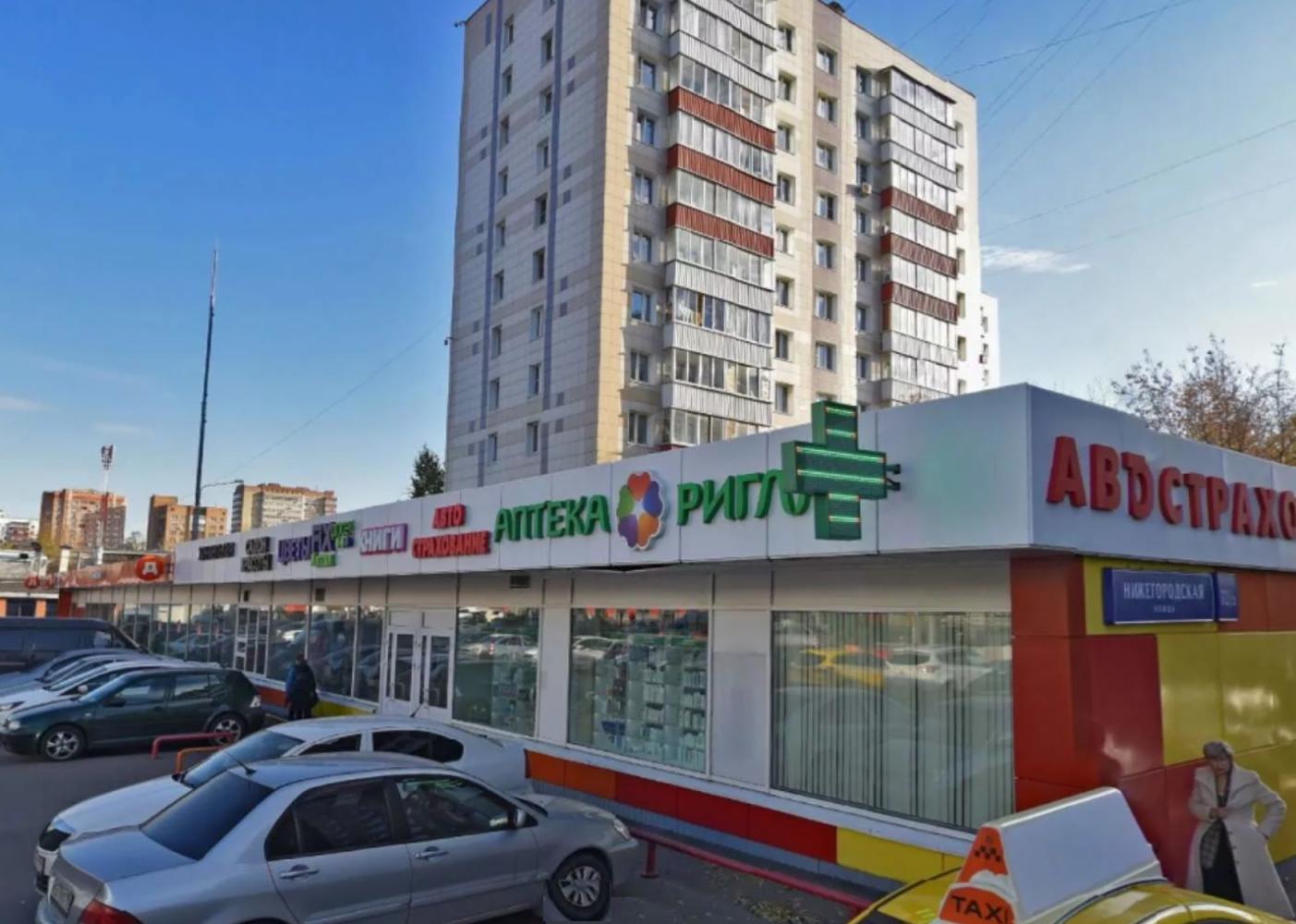 Торговая недвижимость Москва,  - Нижегородская ул. 72/2 - 9