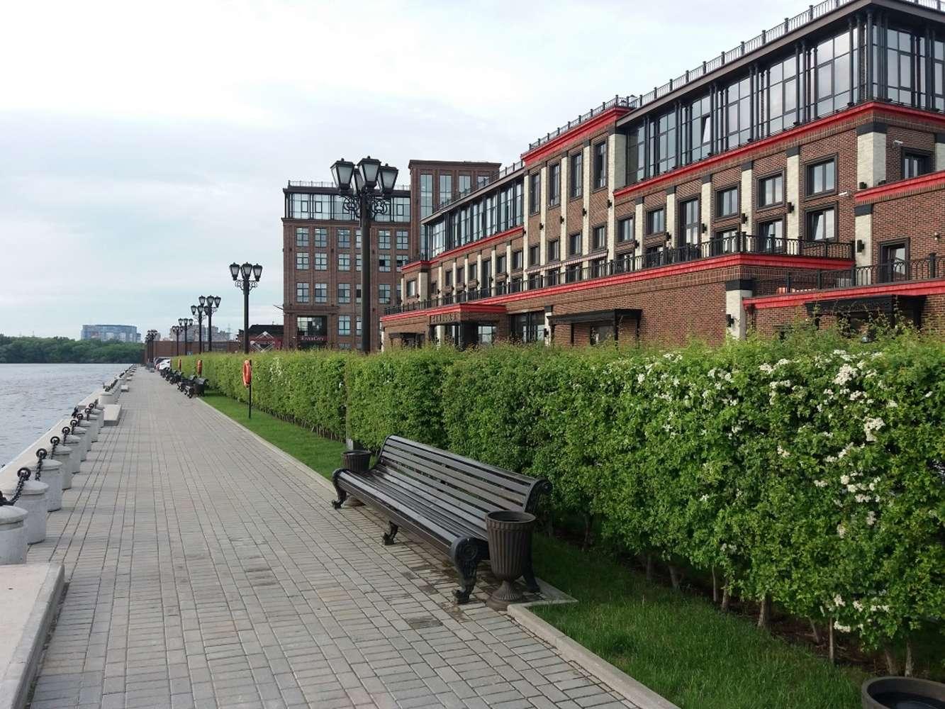 Офисная недвижимость Москва,  - Ривер Сити - 3