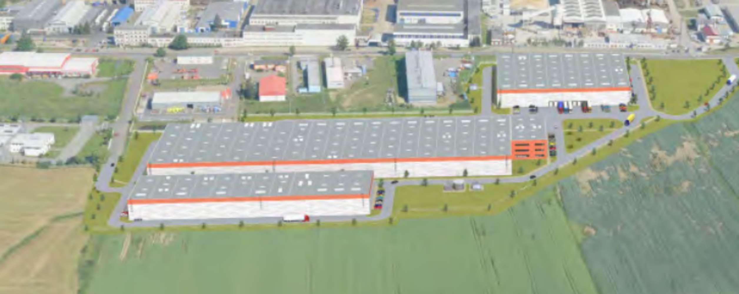 Industrial and logistics Plana nad luznici, 391 11 - CSPPark Planá nad Lužnicí