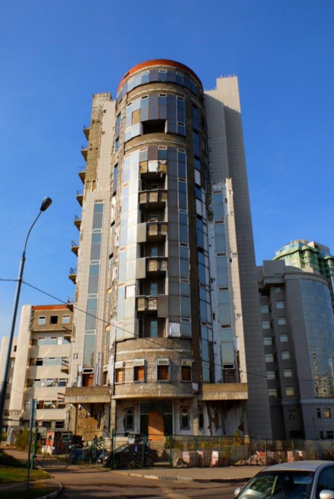 Офисная недвижимость Москва,  - Вернадского пр. 96 cтр. 4 - 9
