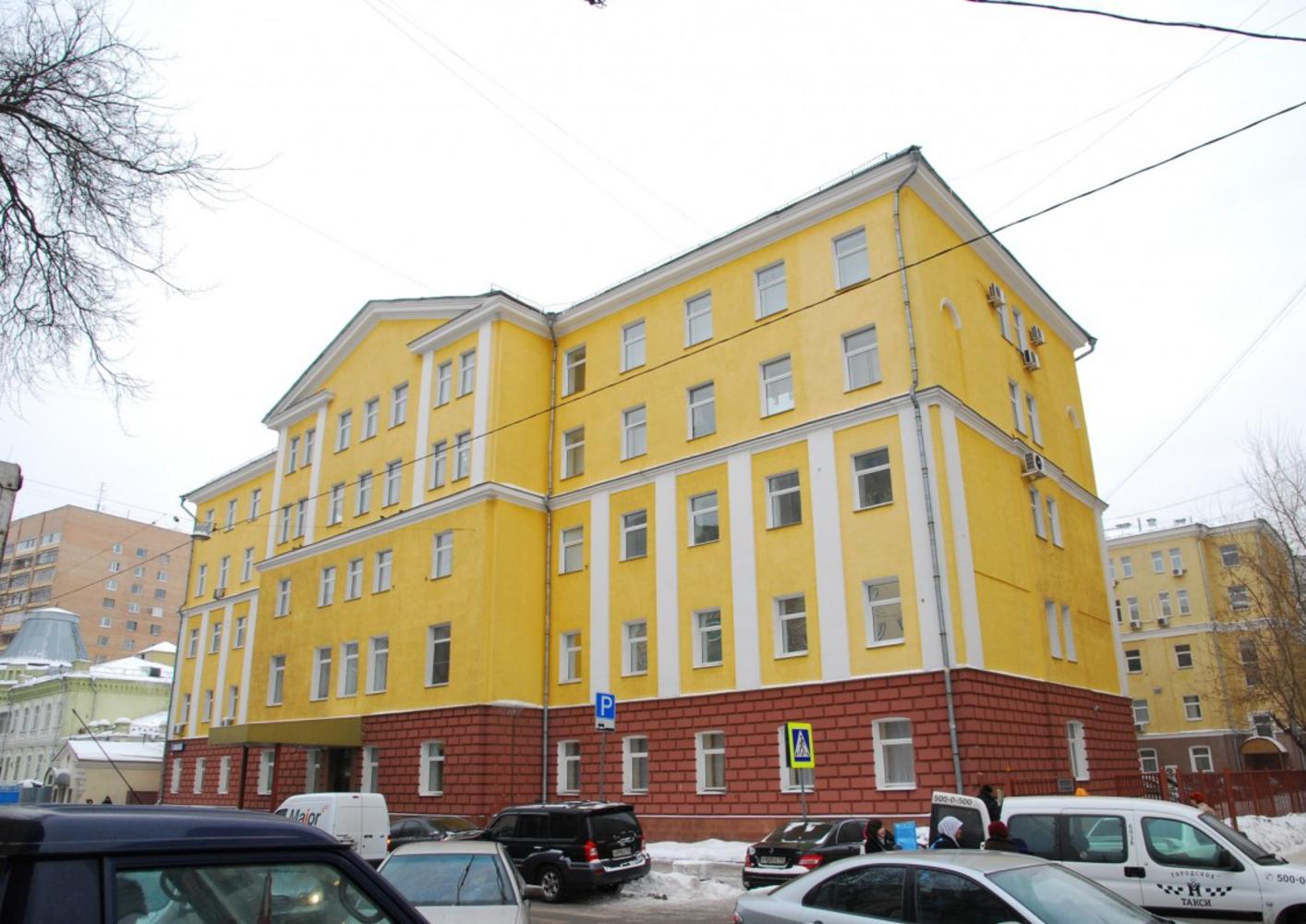Офисная недвижимость Москва,  - Мал. Пироговская ул. 18 - 8