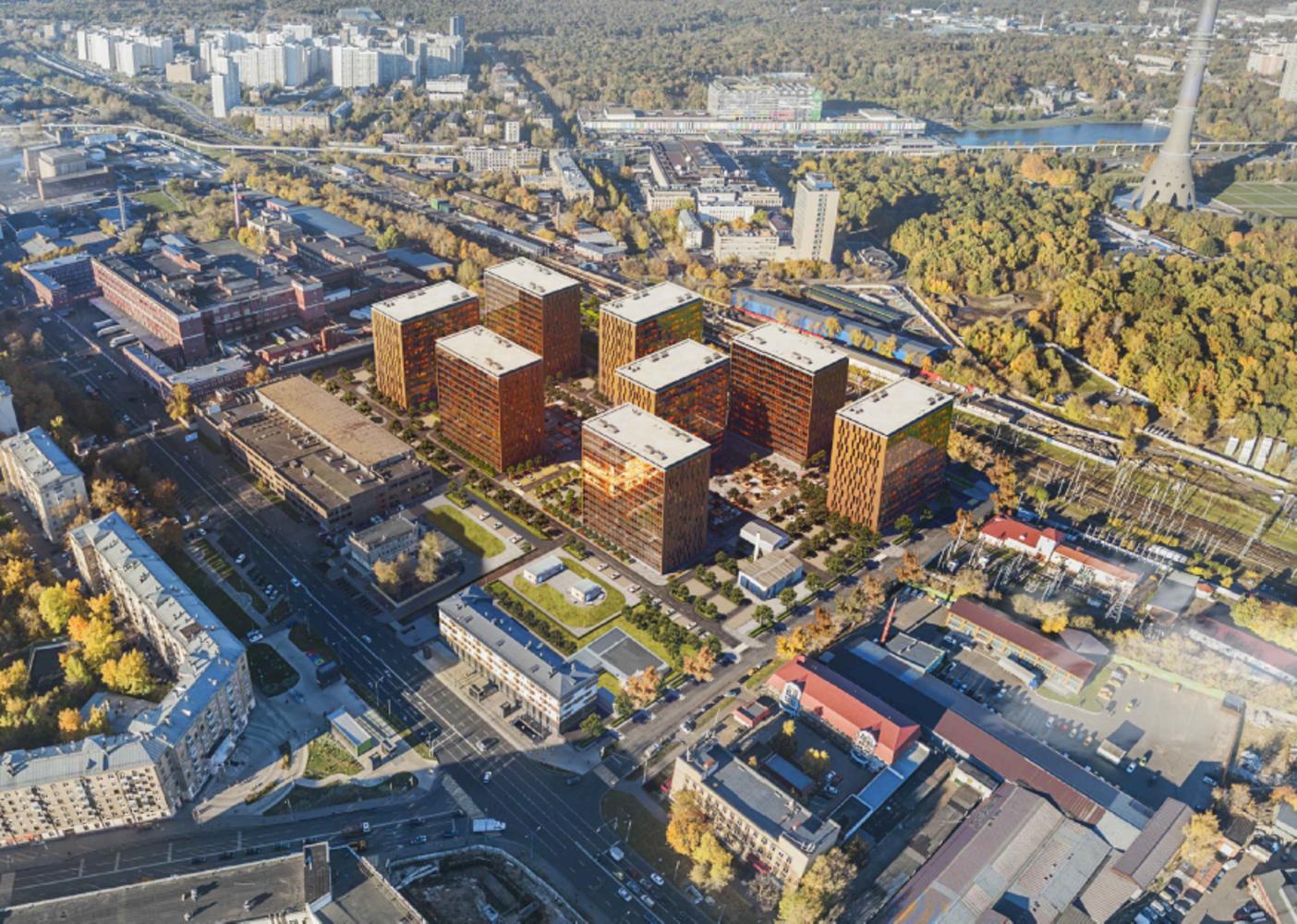 Офисная недвижимость Москва,  - Огородный проезд 16 - 5