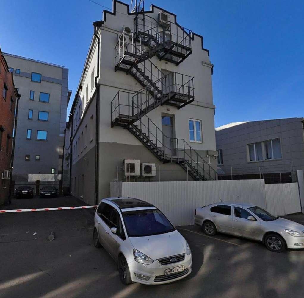 Офисная недвижимость Москва,  - Краснопролетарская ул. 32-34