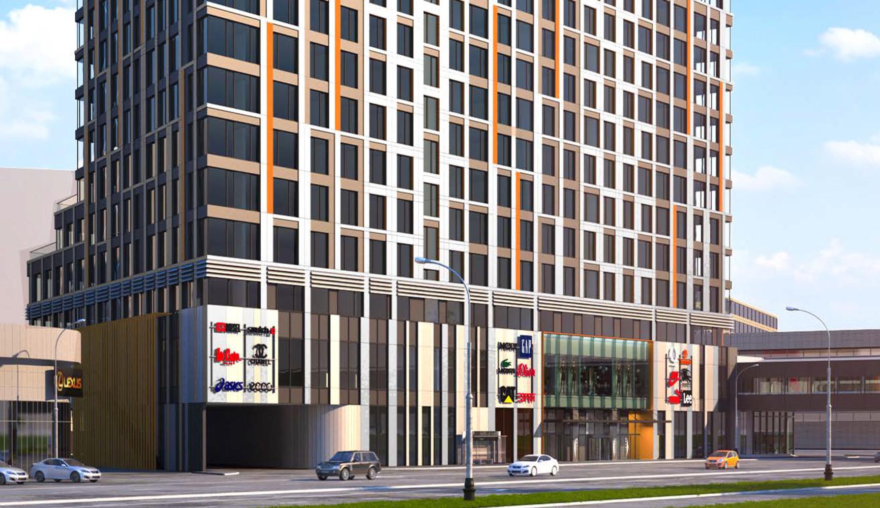 Офисная недвижимость Москва,  - YE'S Технопарк - 9