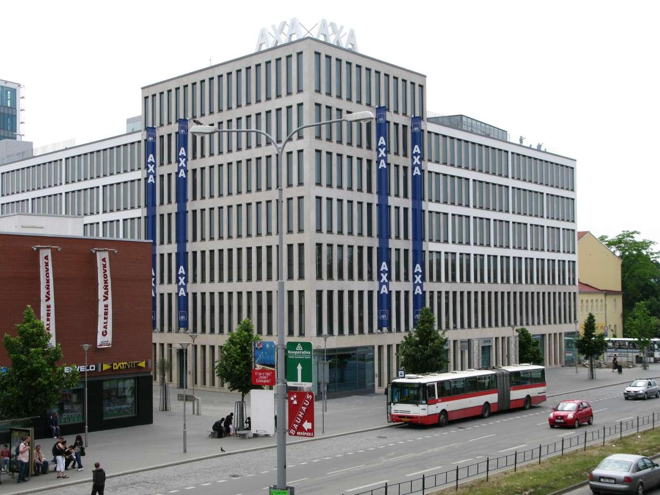 Kanceláře Brno, 602 00 - Triniti AXA Center