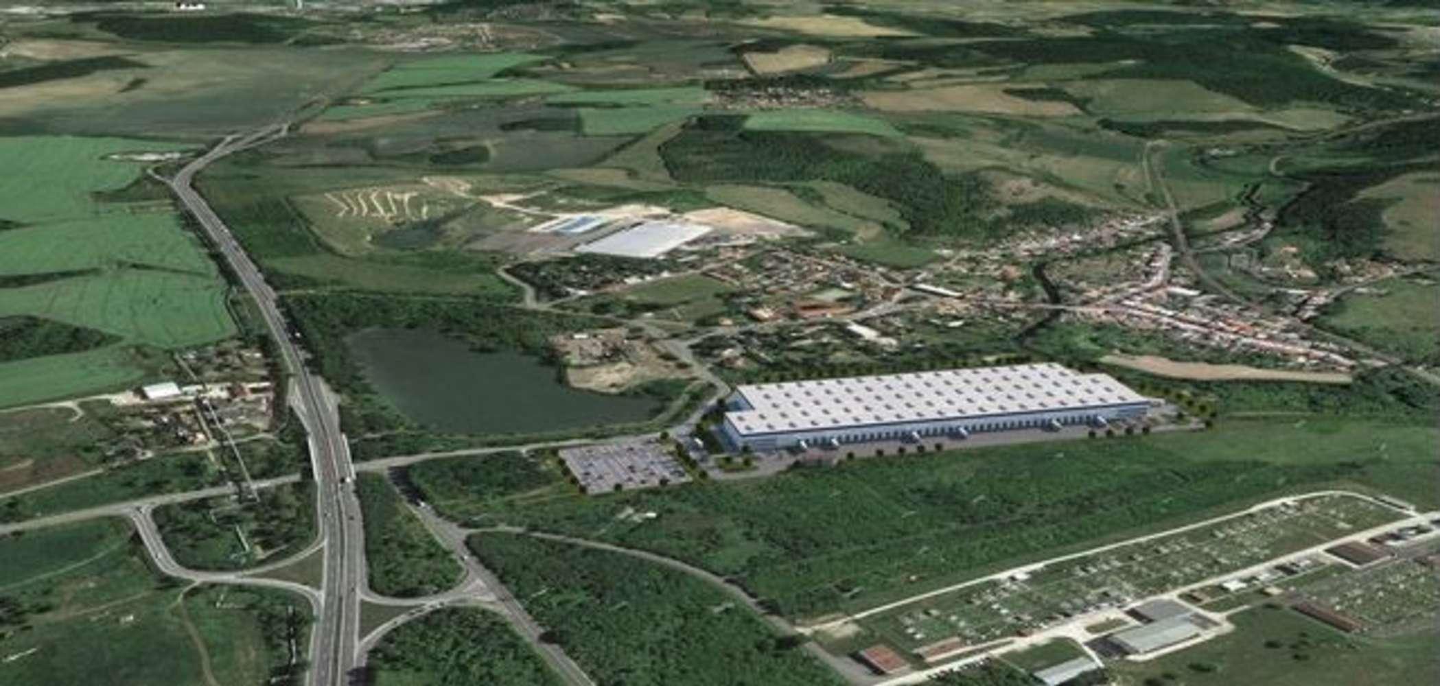 Průmyslové nemovitosti Hostomice (bílina), 41752 - Panattoni Park Teplice South