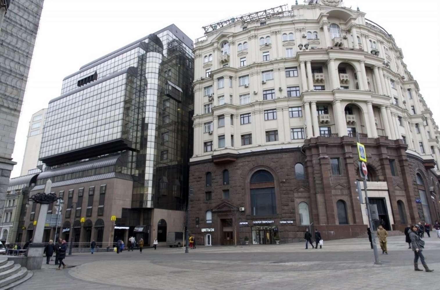 Офисная недвижимость Москва,  - Галерея - 9