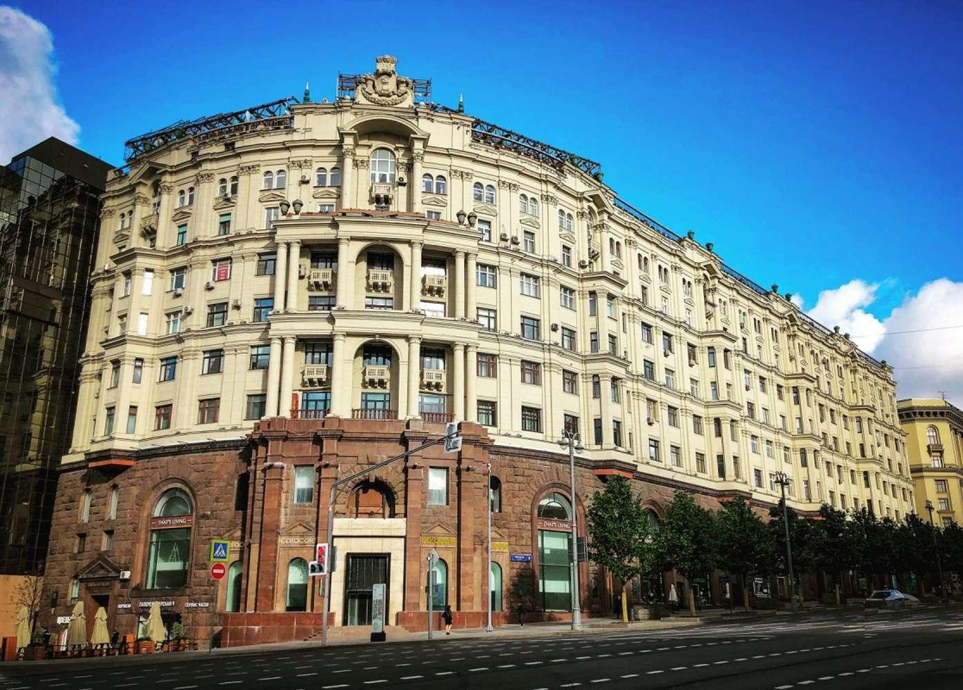 Офисная недвижимость Москва,  - Галерея - 2