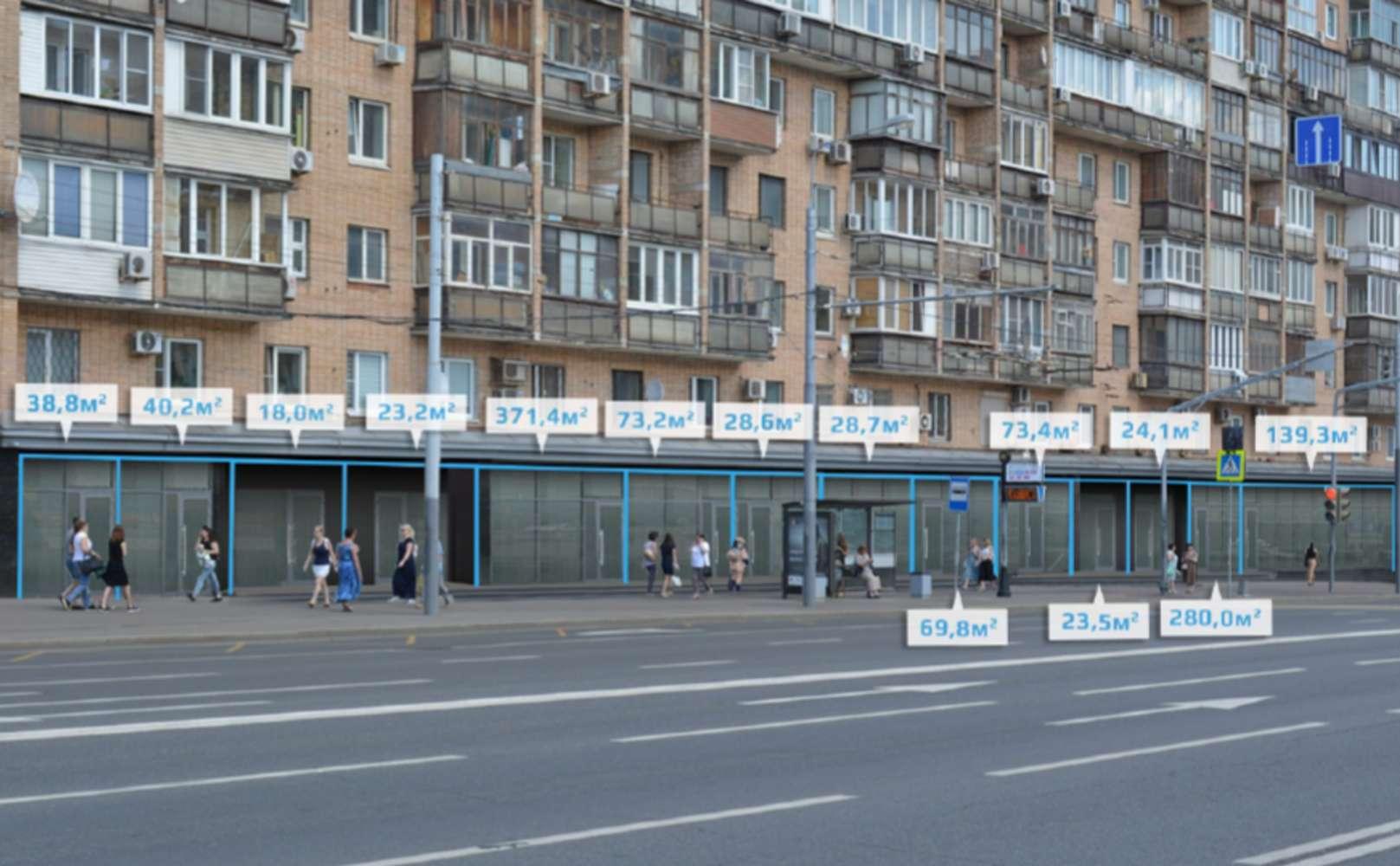 Торговая недвижимость Москва,  - Красная Пресня ул. 38