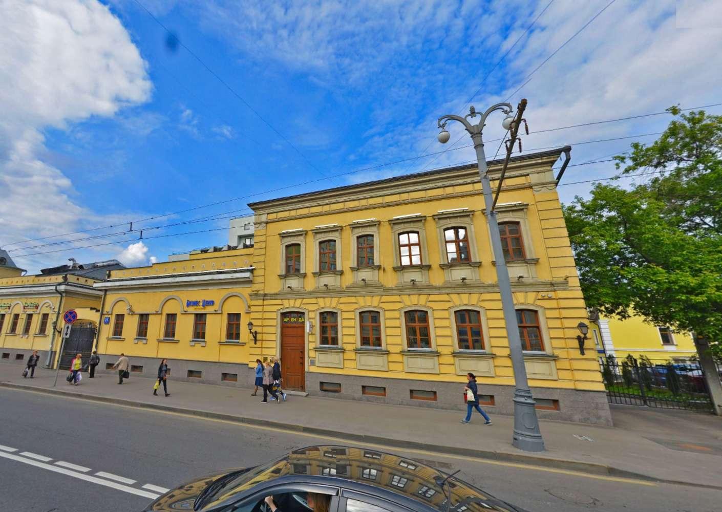 Офисная недвижимость Москва,  - Большая Серпуховская ул. 25 стр. 1