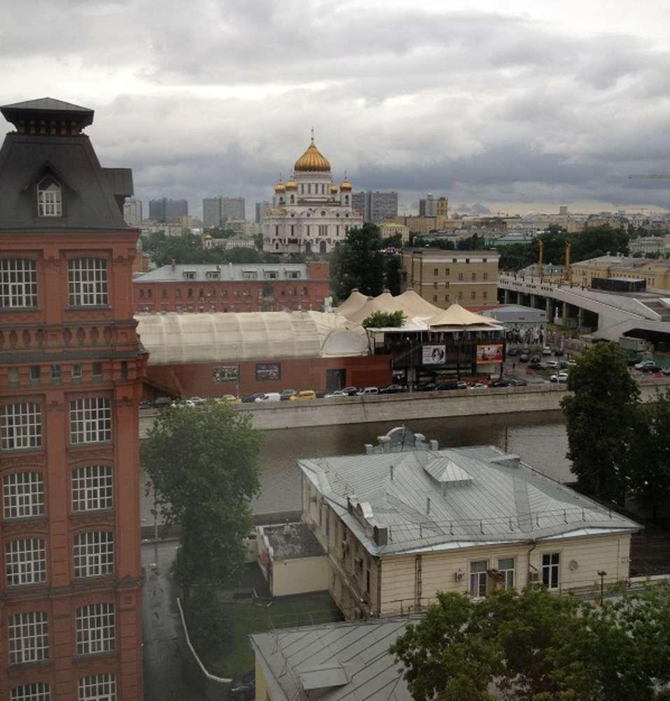 Офисная недвижимость Москва,  - 1-й Голутвинский пер. 6