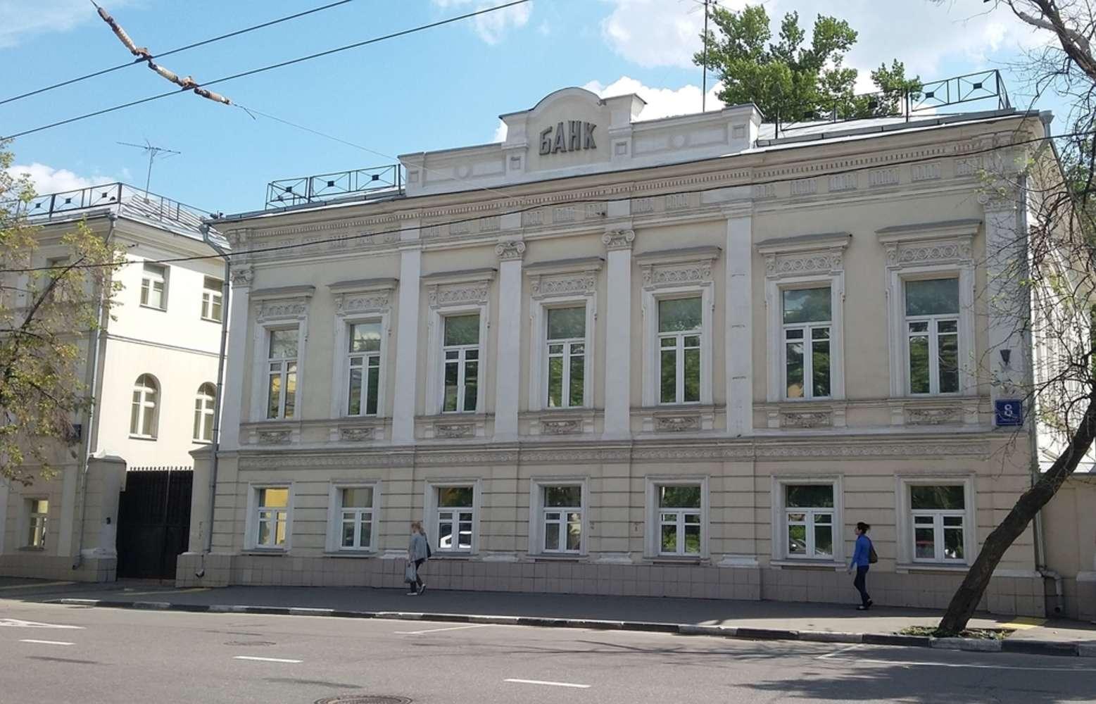 Офисная недвижимость Москва,  - Александра Солженицына ул. 8 стр. 1