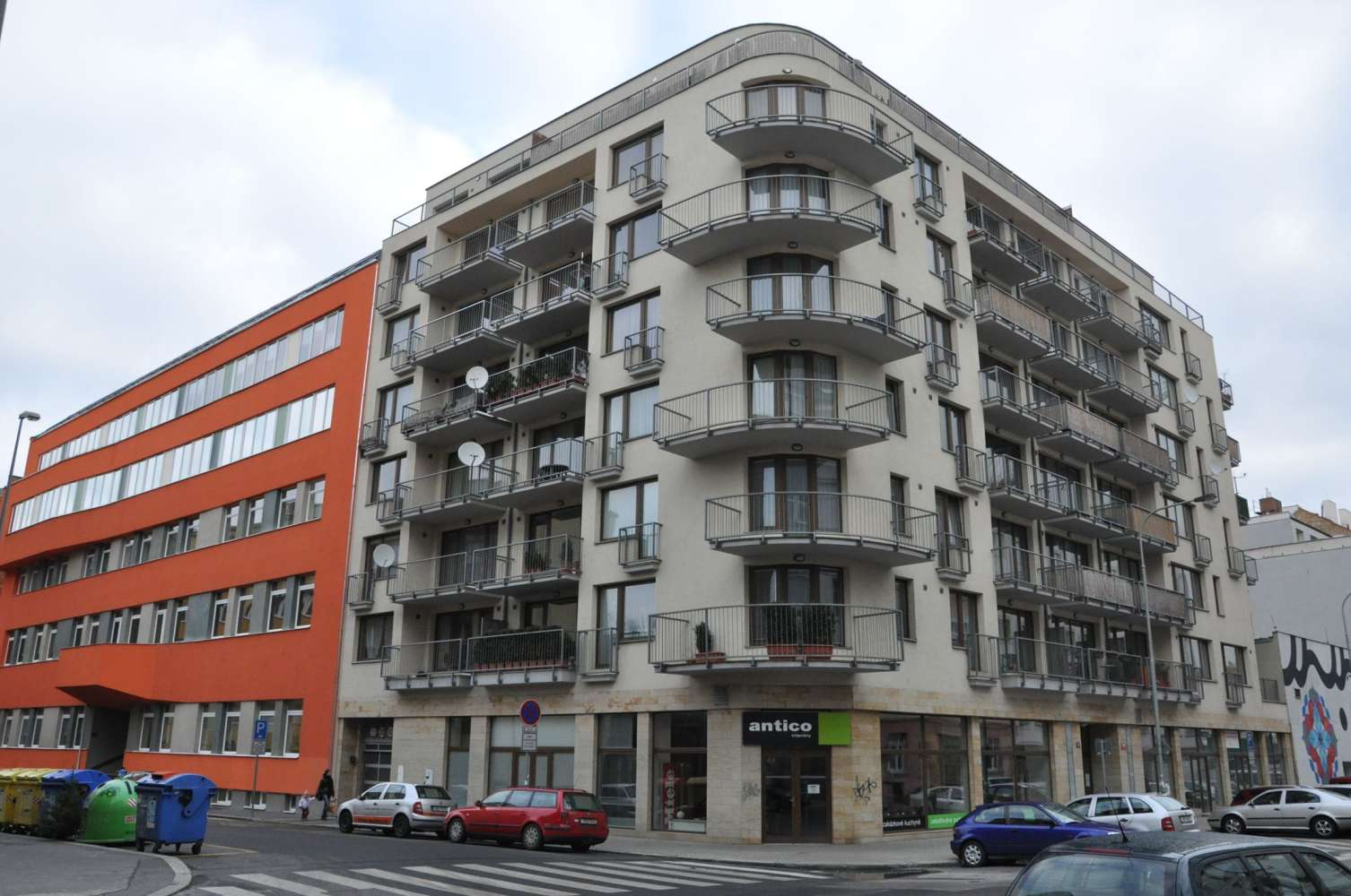 Kanceláře Praha, 190 00 - Balabenka Point - Building D - 03