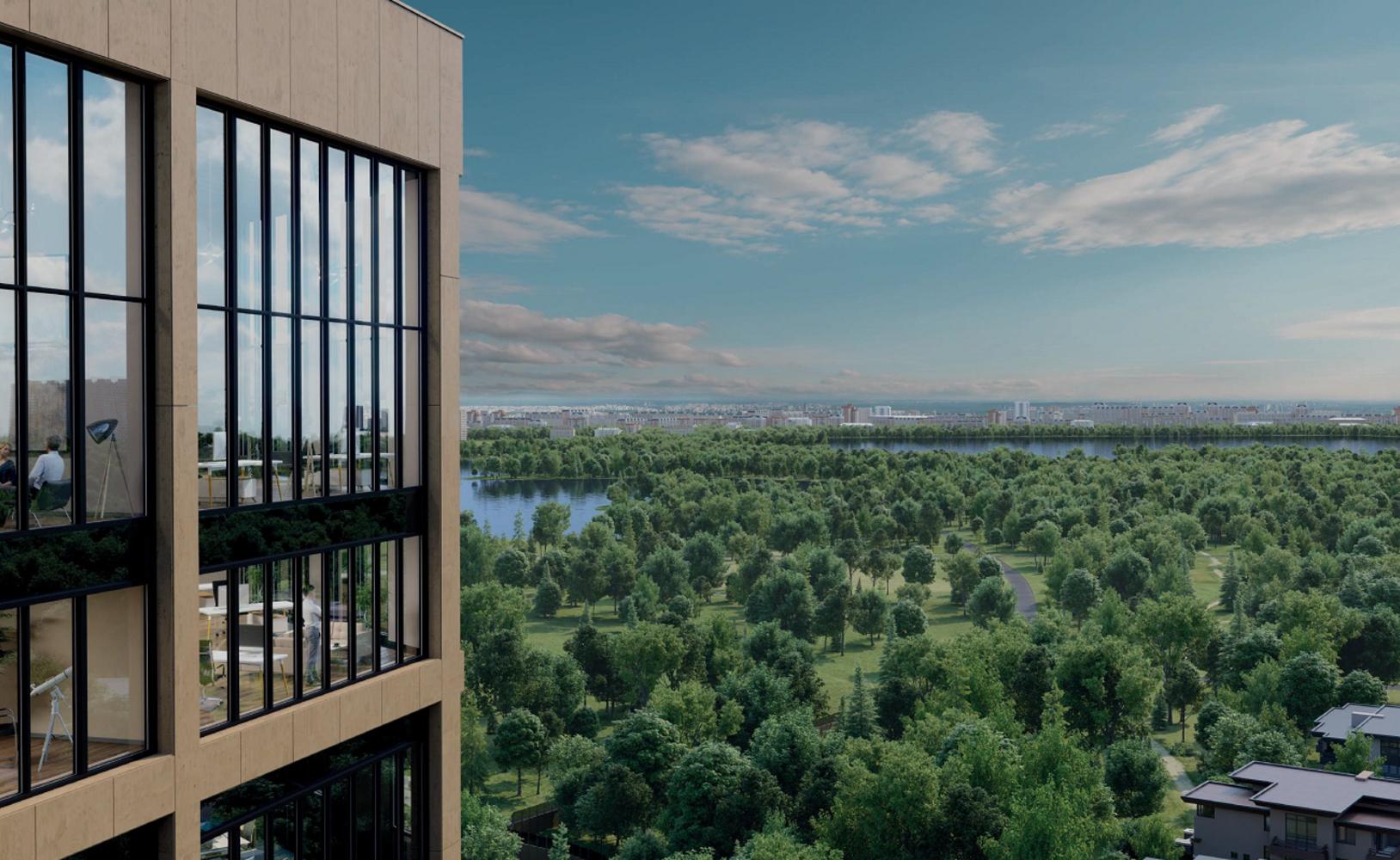 Офисная недвижимость Москва,  - Rublevo Business Park - 25