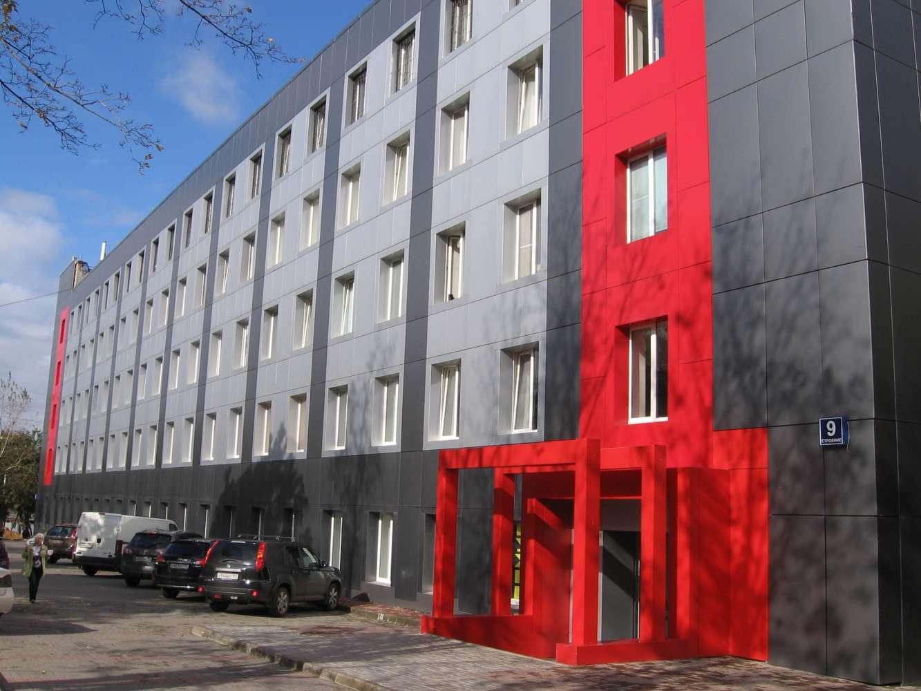 Офисная недвижимость Москва,  - Гефест - 62