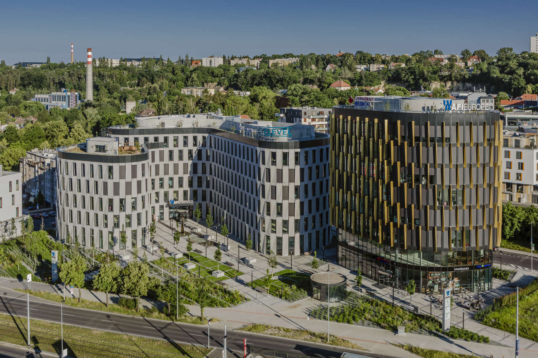 Kanceláře Praha, 160 00 - AFI Vokovice - 7