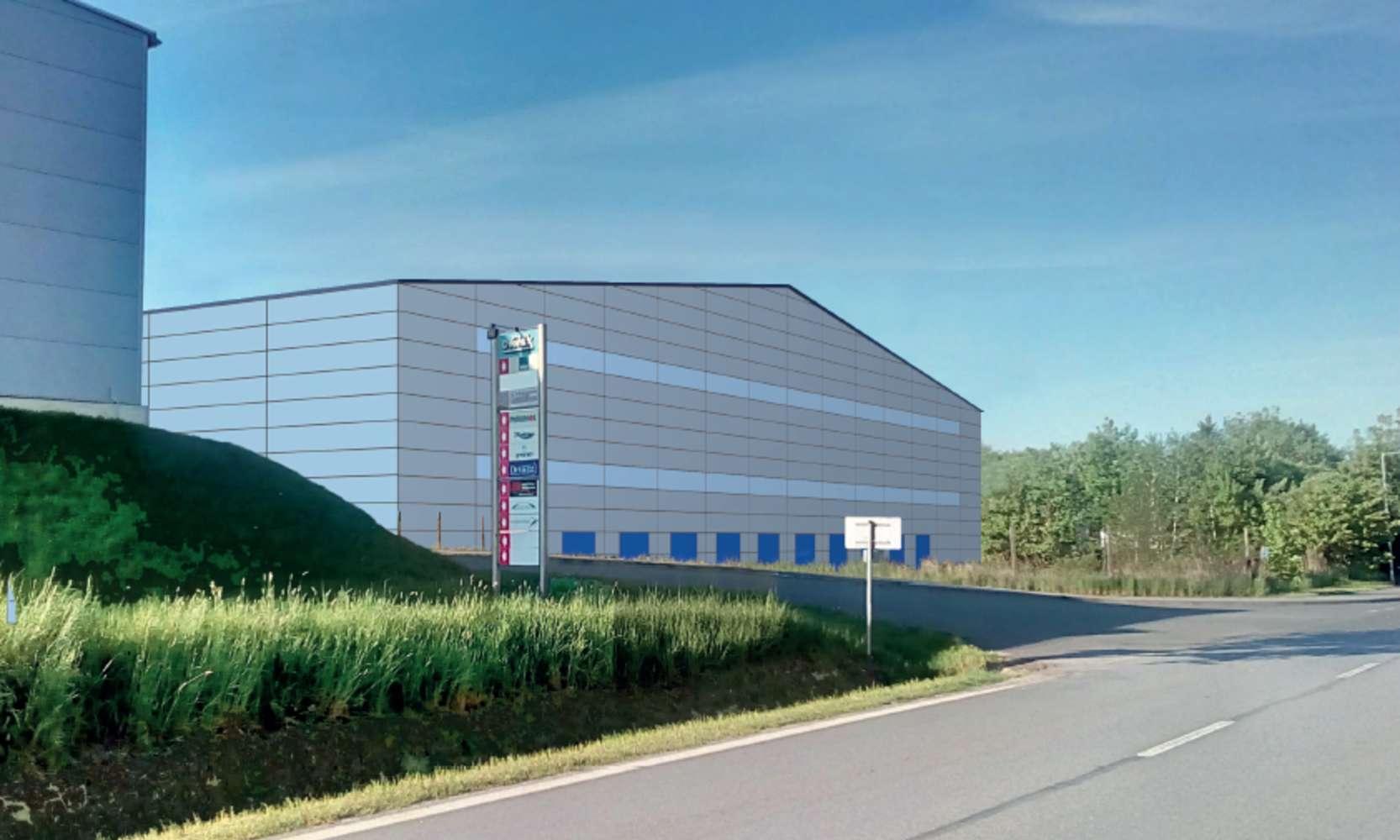 Industrial and logistics Tabor,  - D-Park Tábor