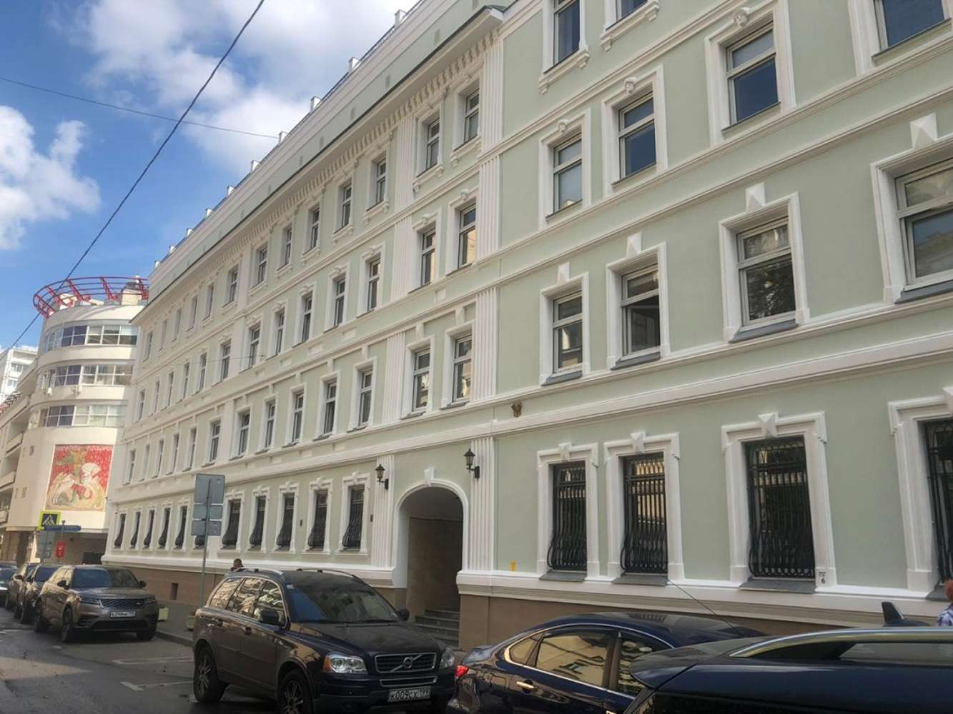 Офисная недвижимость Москва,  - Переяславский пер. 4 - 8