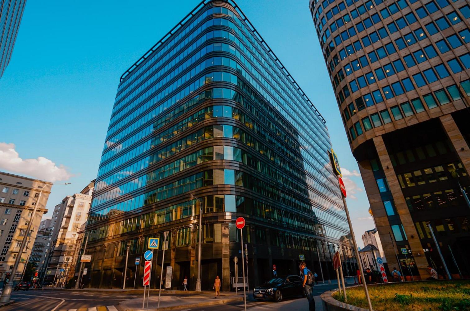 Офисная недвижимость Москва,  - Белая Площадь, Здание B - 5
