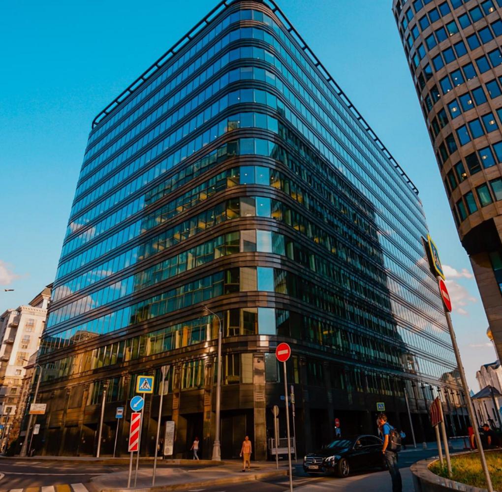 Офисная недвижимость Москва,  - Белая Площадь, Здание B - 9