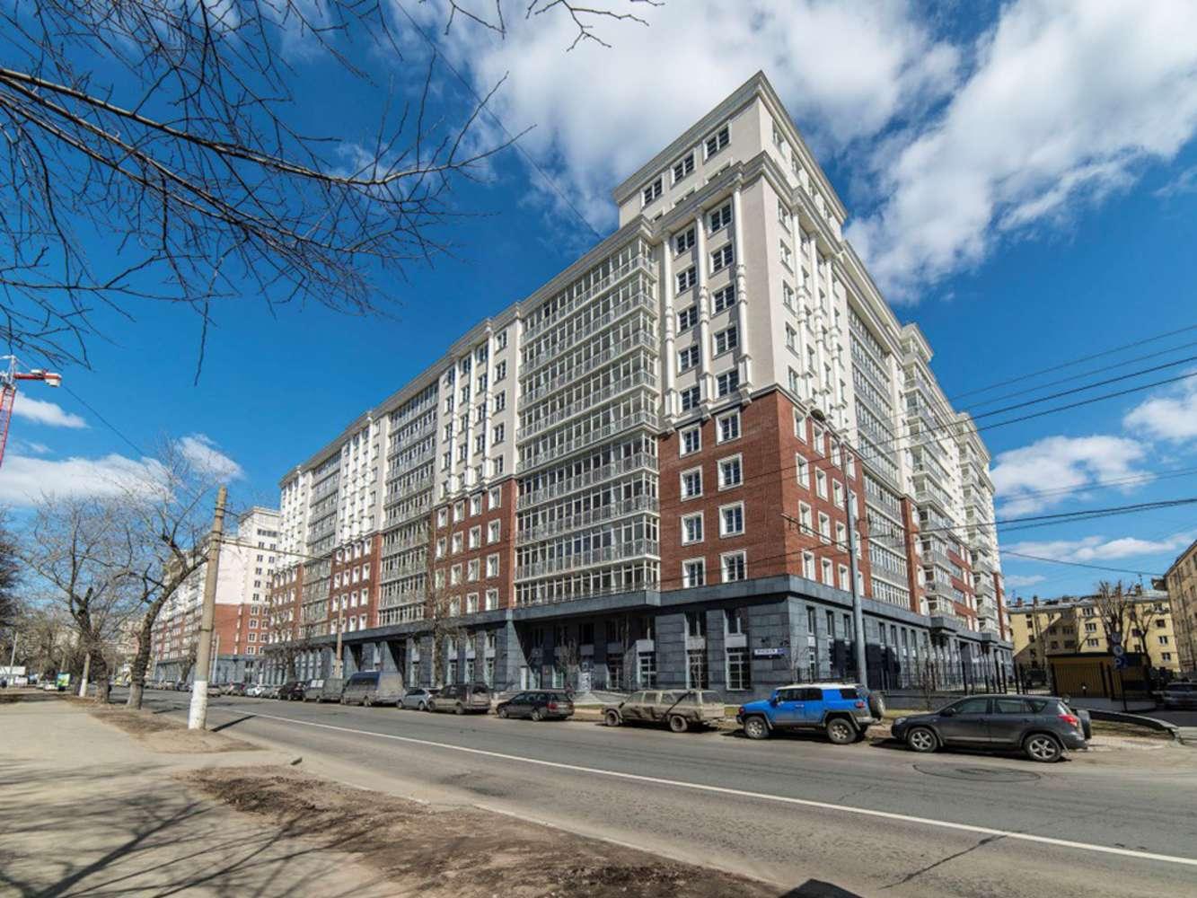 Торговая недвижимость Москва,  - Английский квартал ЖК