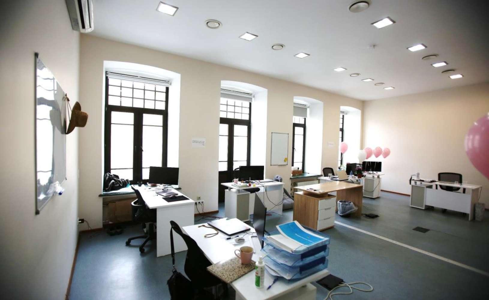 Офисная недвижимость Москва,  - Булгаковский дом - 8
