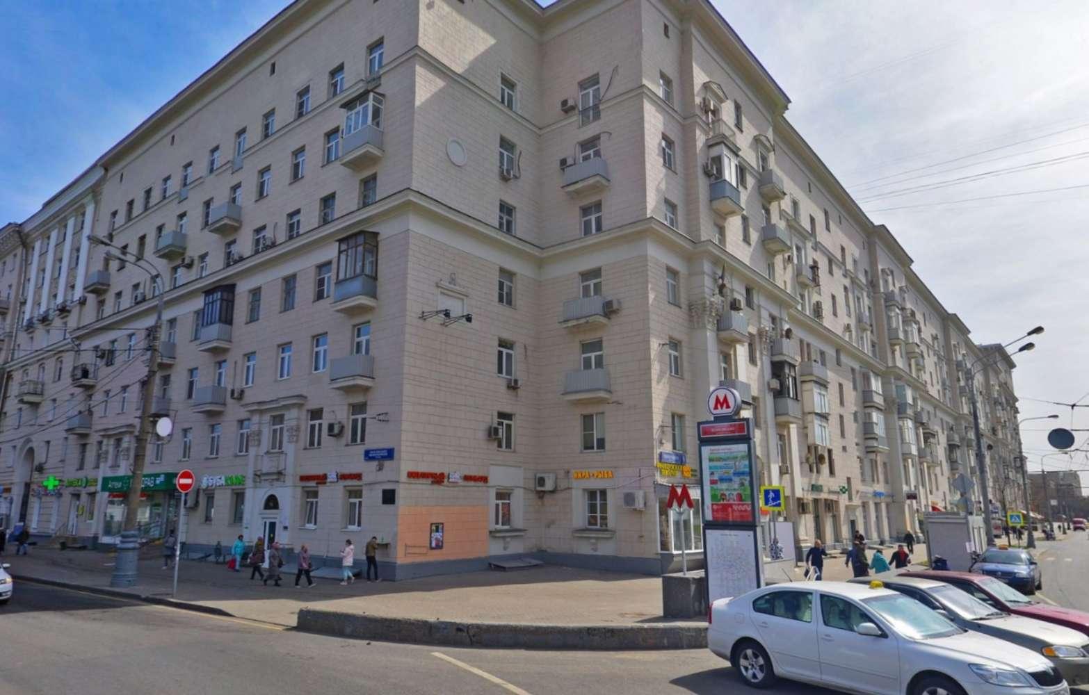 Торговая недвижимость Москва,  - Ленинградское шоссе 8 стр. 2