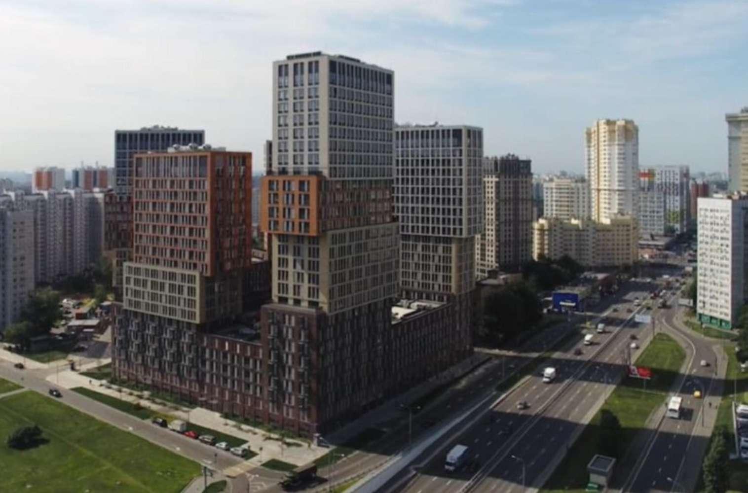 Торговая недвижимость Москва,  - Вандер Парк ЖК