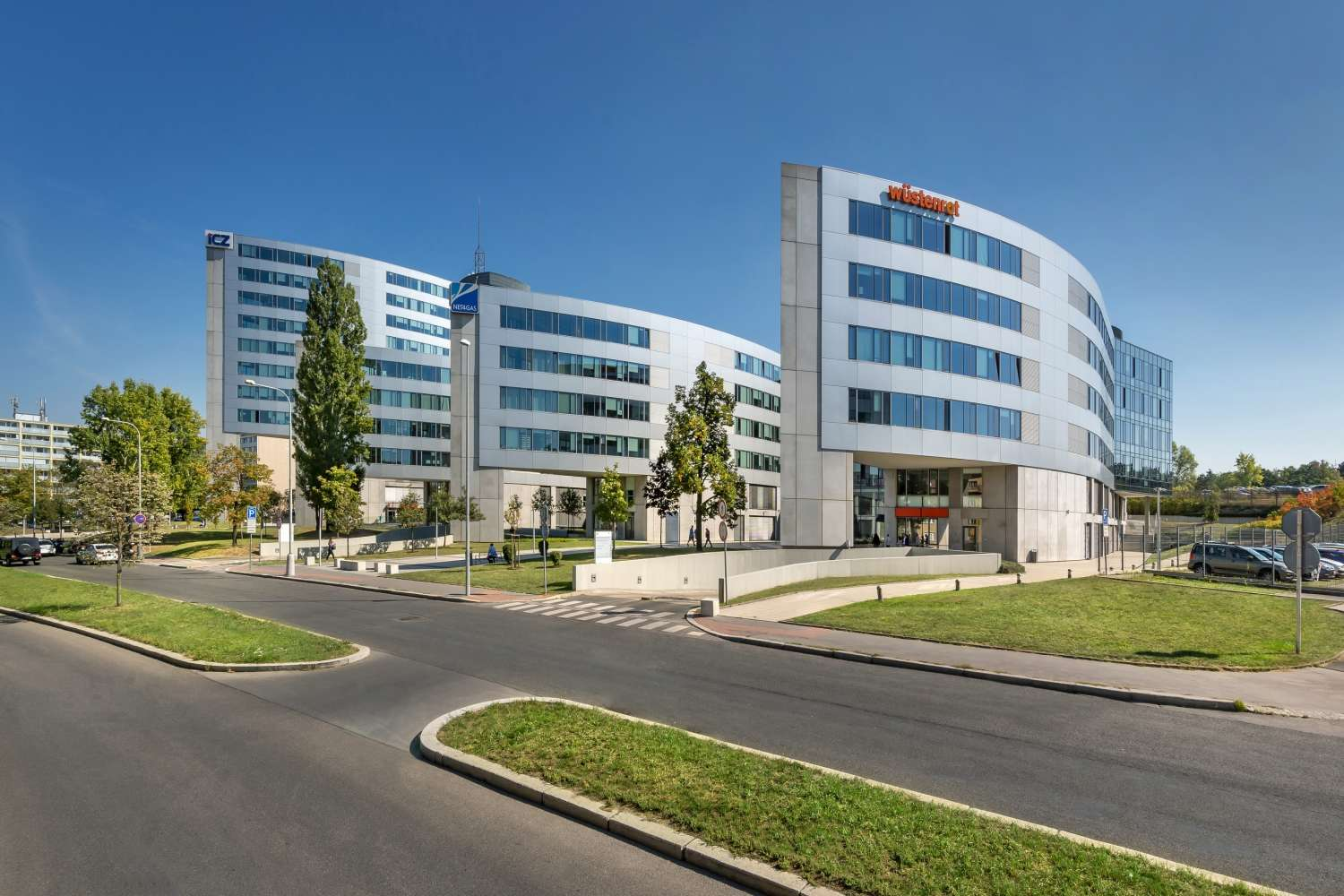 Offices Prague, 140 00 - Kavčí Hory Office Park - 8