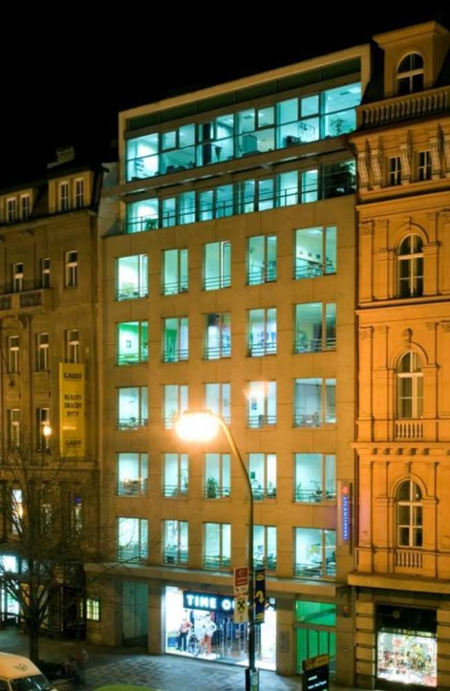 Kanceláře Praha, 110 00 - Národní 41 - 6