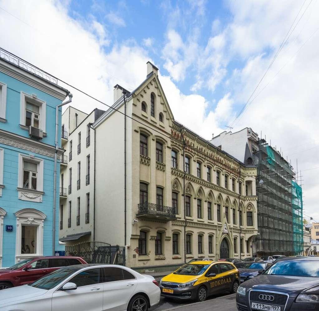 Офисная недвижимость Москва,  - Нащокинский пер. 8