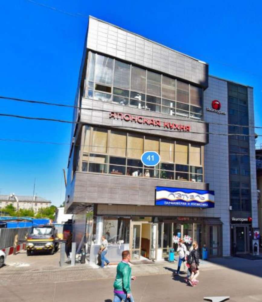 Торговая недвижимость Москва,  - Авиамоторная ул. 41