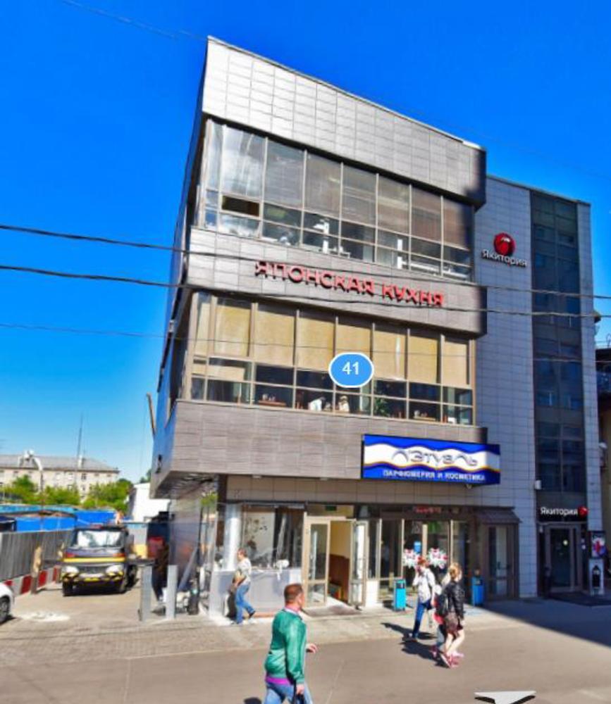 Торговая недвижимость Москва,  - Авиамоторная ул. 41 - 0