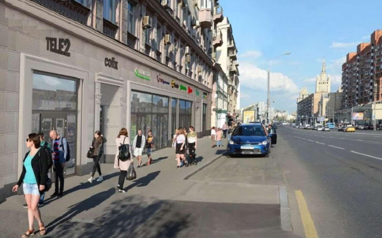 Торговая недвижимость Москва,  - Красная Пресня ул. 32-34 - 2