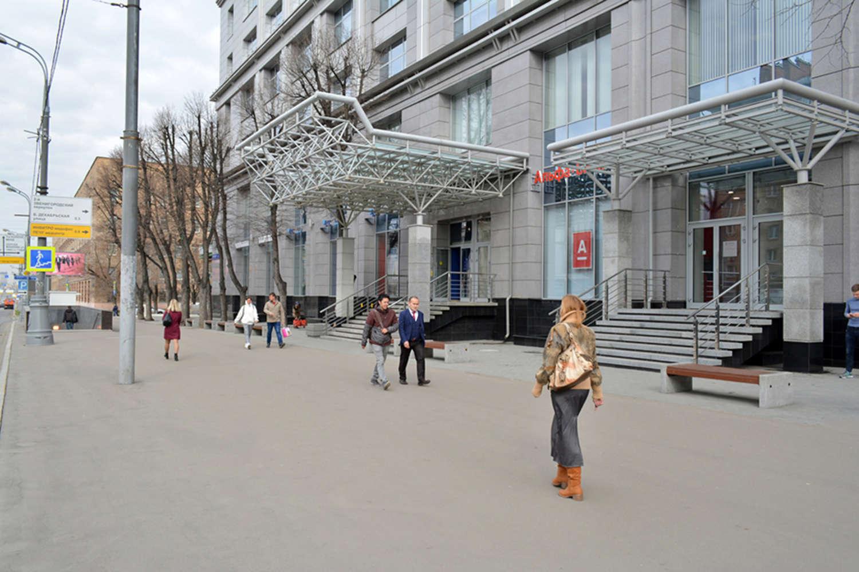 Торговая недвижимость Москва,  - Звенигородское шоссе 18/20 стр. 1 - 0