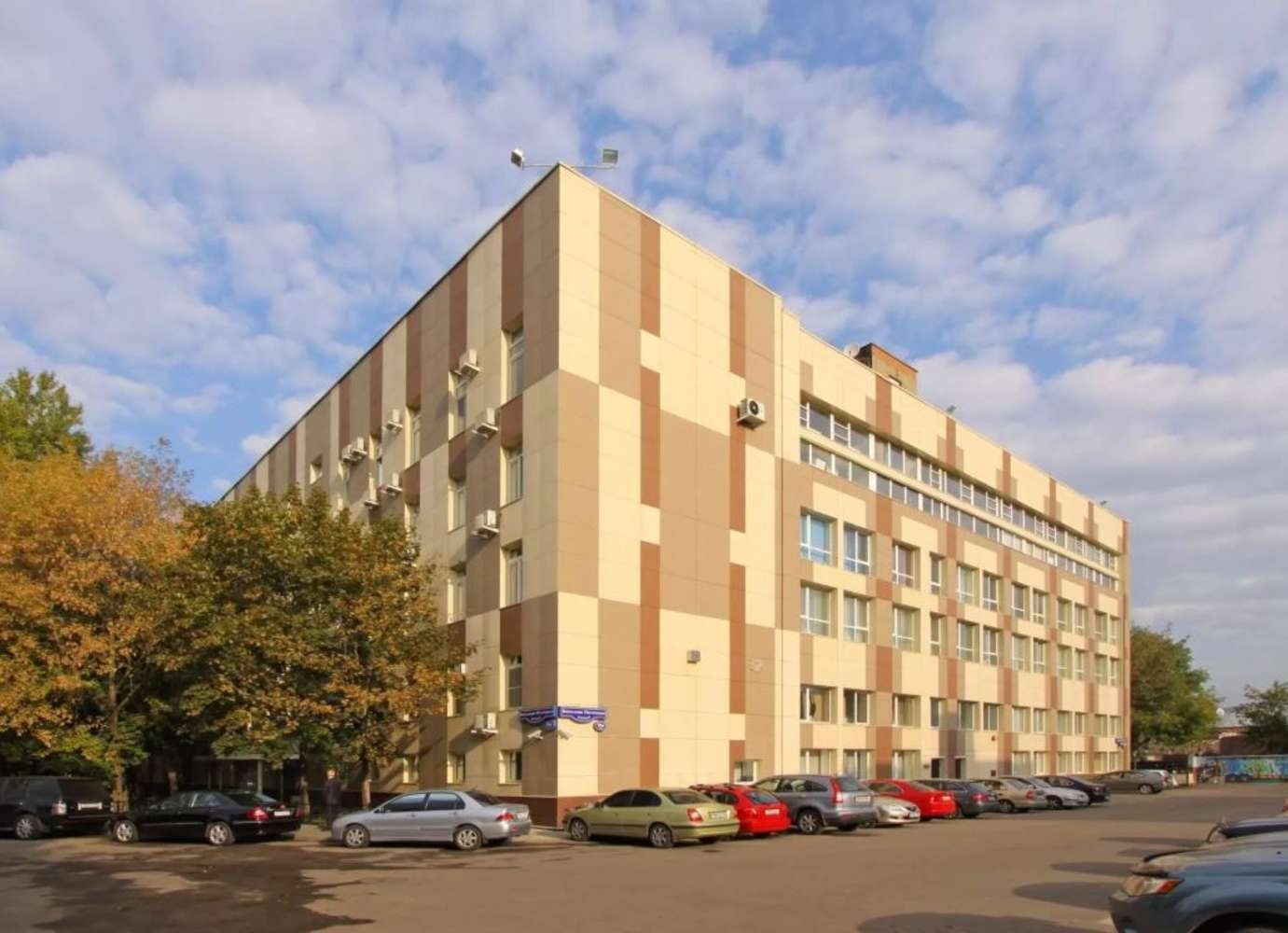 Офисная недвижимость Москва,  - ПостПлаза