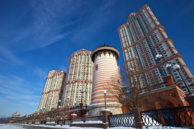 Офисная недвижимость Москва,  - Алые Паруса - 2
