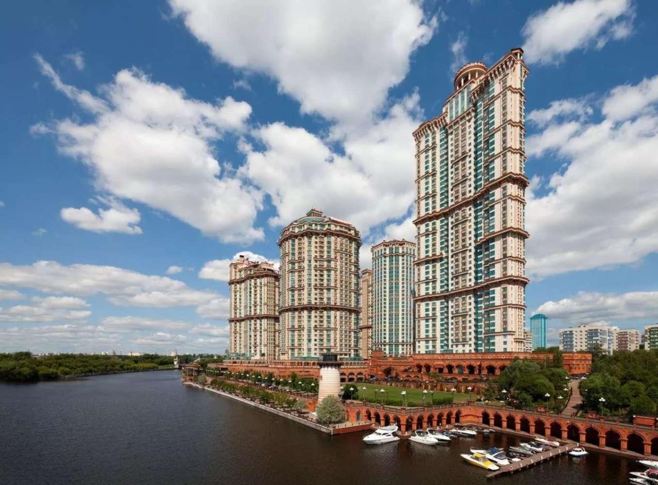 Офисная недвижимость Москва,  - Алые Паруса - 9