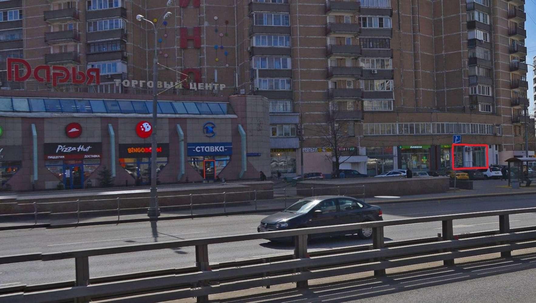 Торговая недвижимость Москва,  - Маршала Малиновского ул. 8