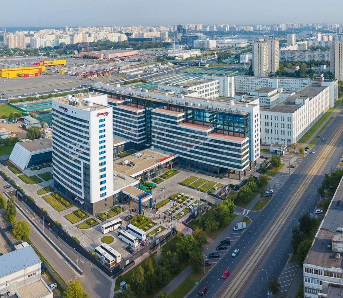 Офисная недвижимость Москва,  - Орбита (Фаза II) - 1