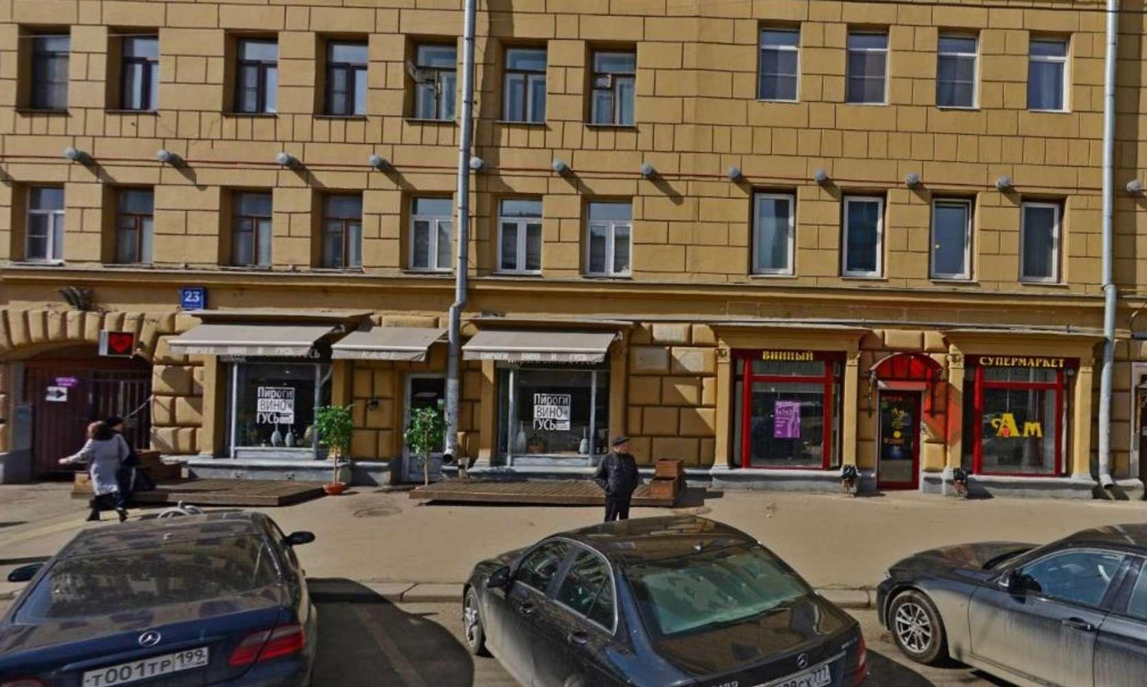 Торговая недвижимость Москва,  - Цветной бул. 25 - 5