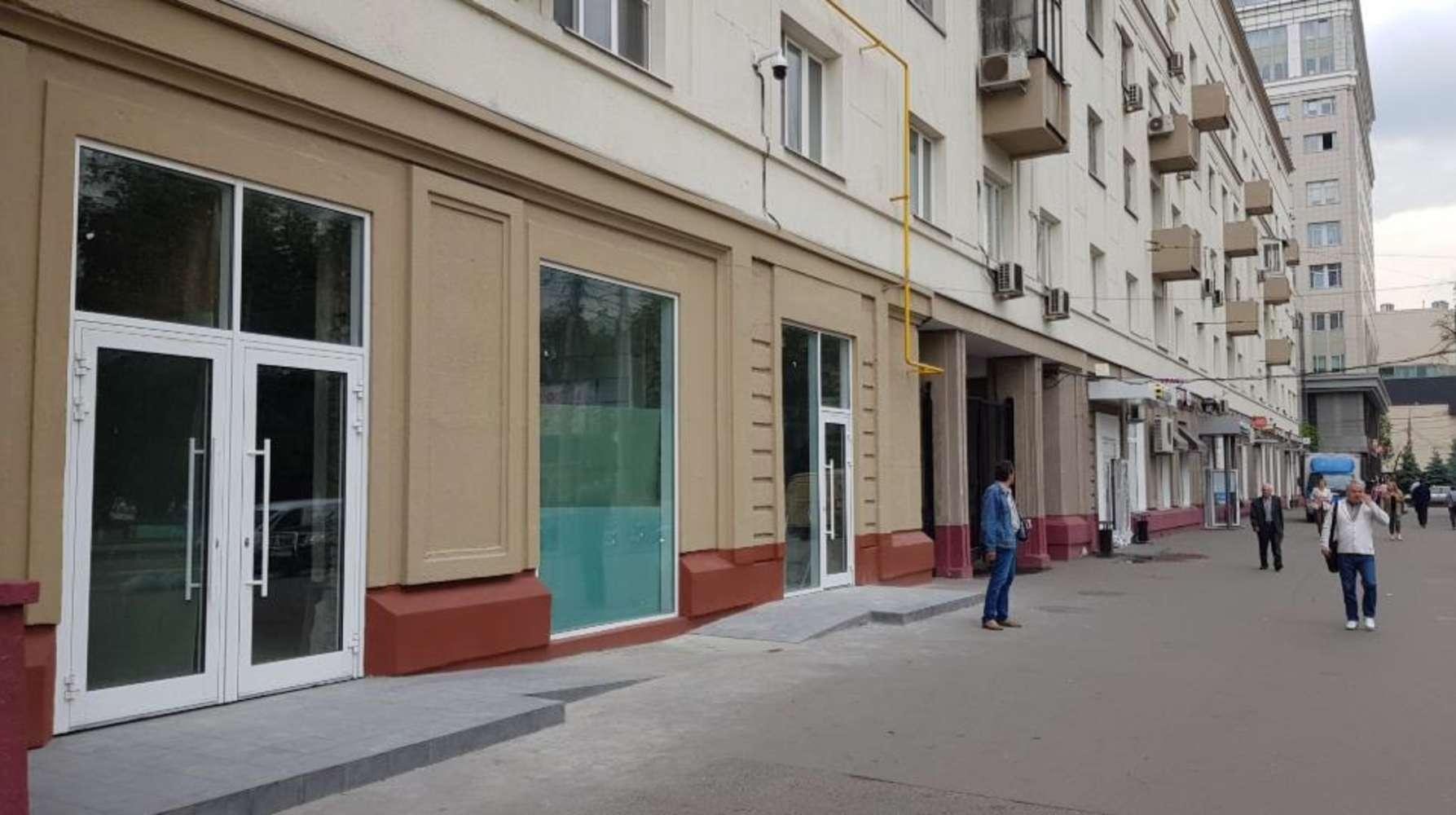 Торговая недвижимость Москва,  - Авиамоторная ул. 14 - 6