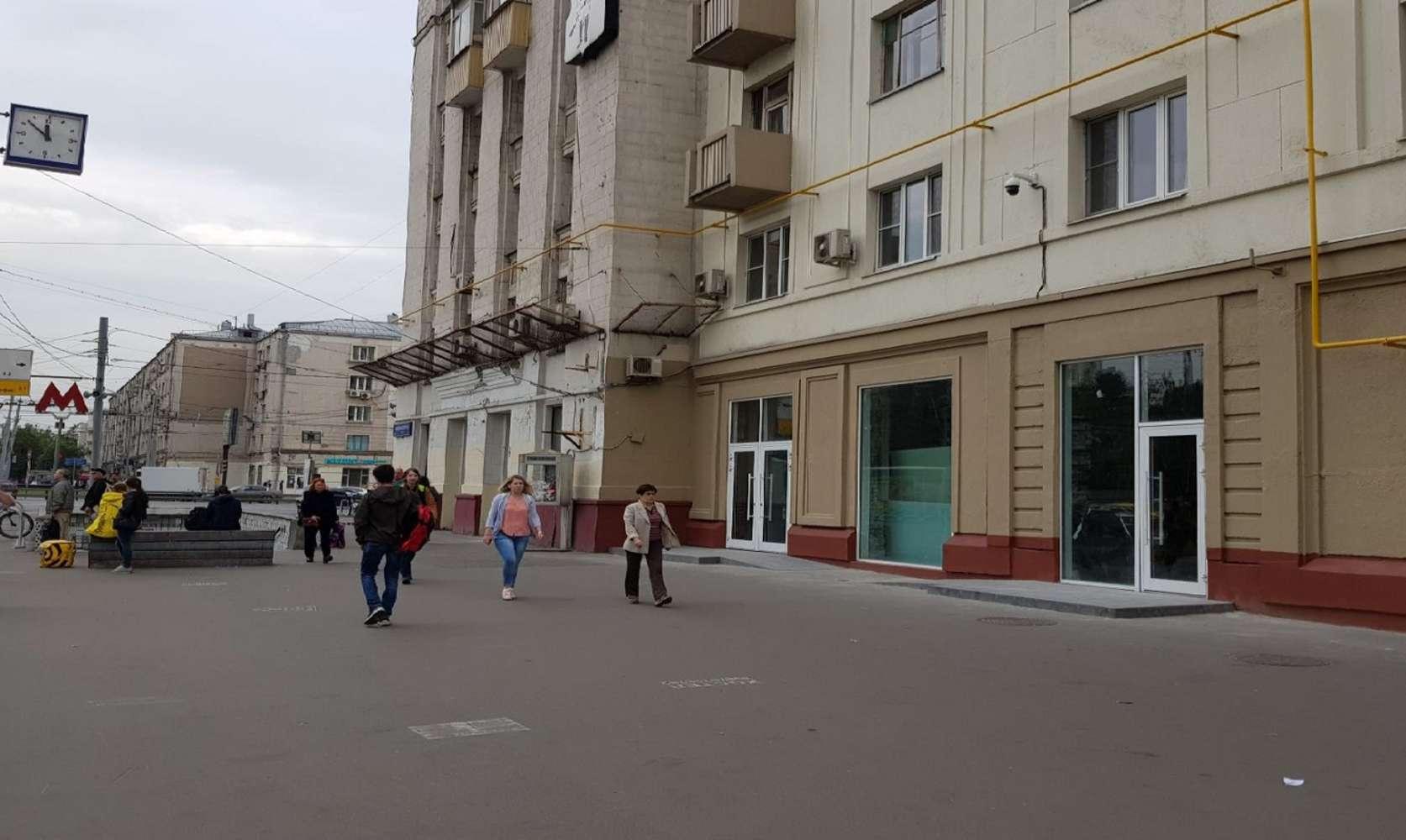 Торговая недвижимость Москва,  - Авиамоторная ул. 14 - 8